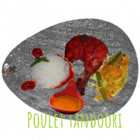 poulet tandoory